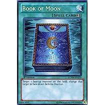 Book of Moon LCYW-EN270 1st Edition Secret Rare