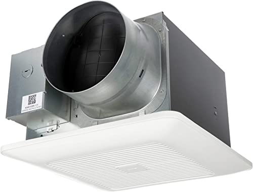 Panasonic FV-11-15VK2 WhisperGreen Select Customizable Ventilation Fan, Speed Selector, Quiet