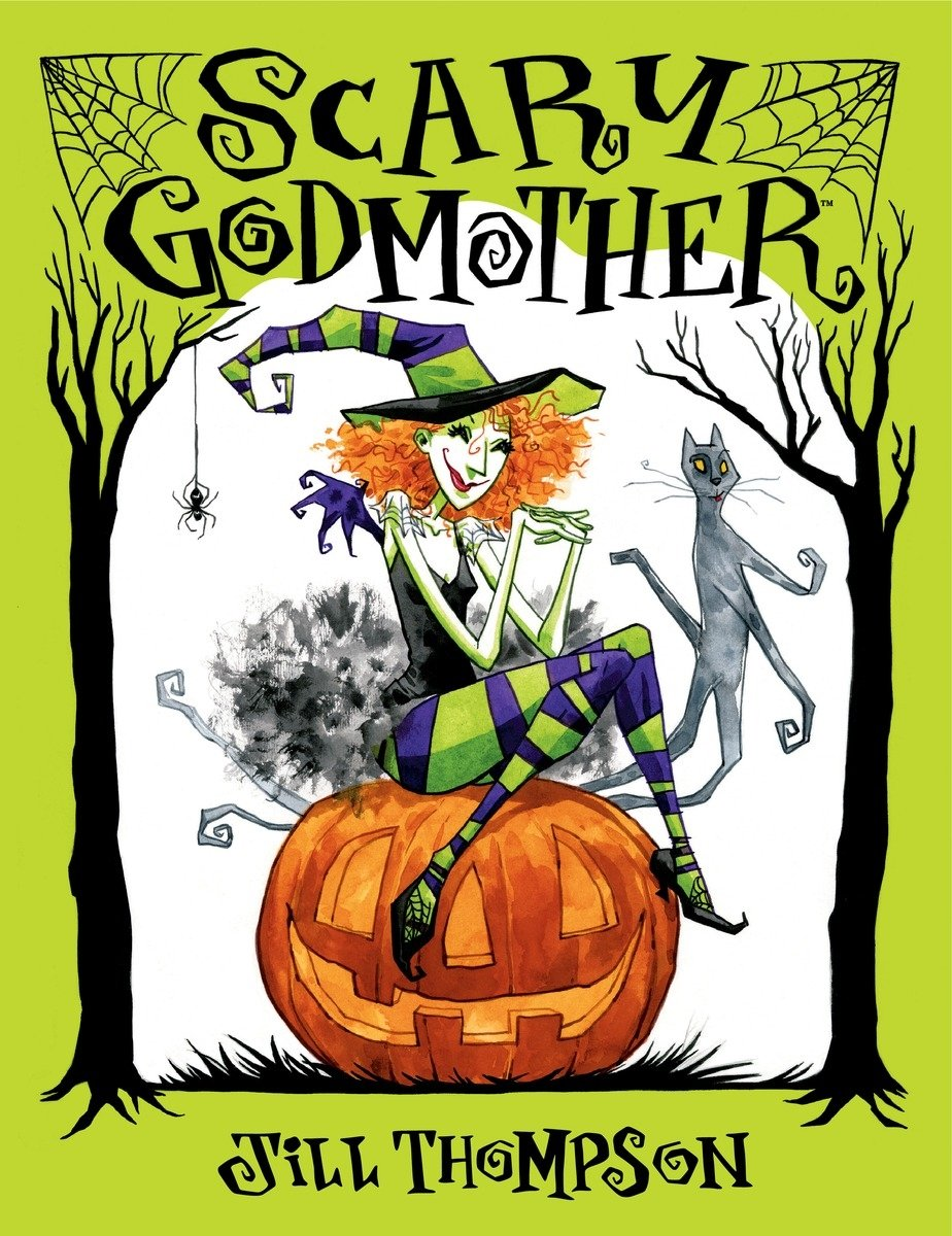 Scary Godmother by Dark Horse Comics (Image #2)