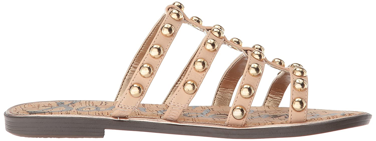 Sam Edelman Women's Glenn US|Natural Slide Sandal B078HQC5SD 10 B(M) US|Natural Glenn Naked 89bdc7