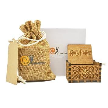 Schon Premier Spieluhr,Black Harry Potter Game Of Thrones Gravur Aus Holz  Dekorative Box Reine Hand Klassischen ...