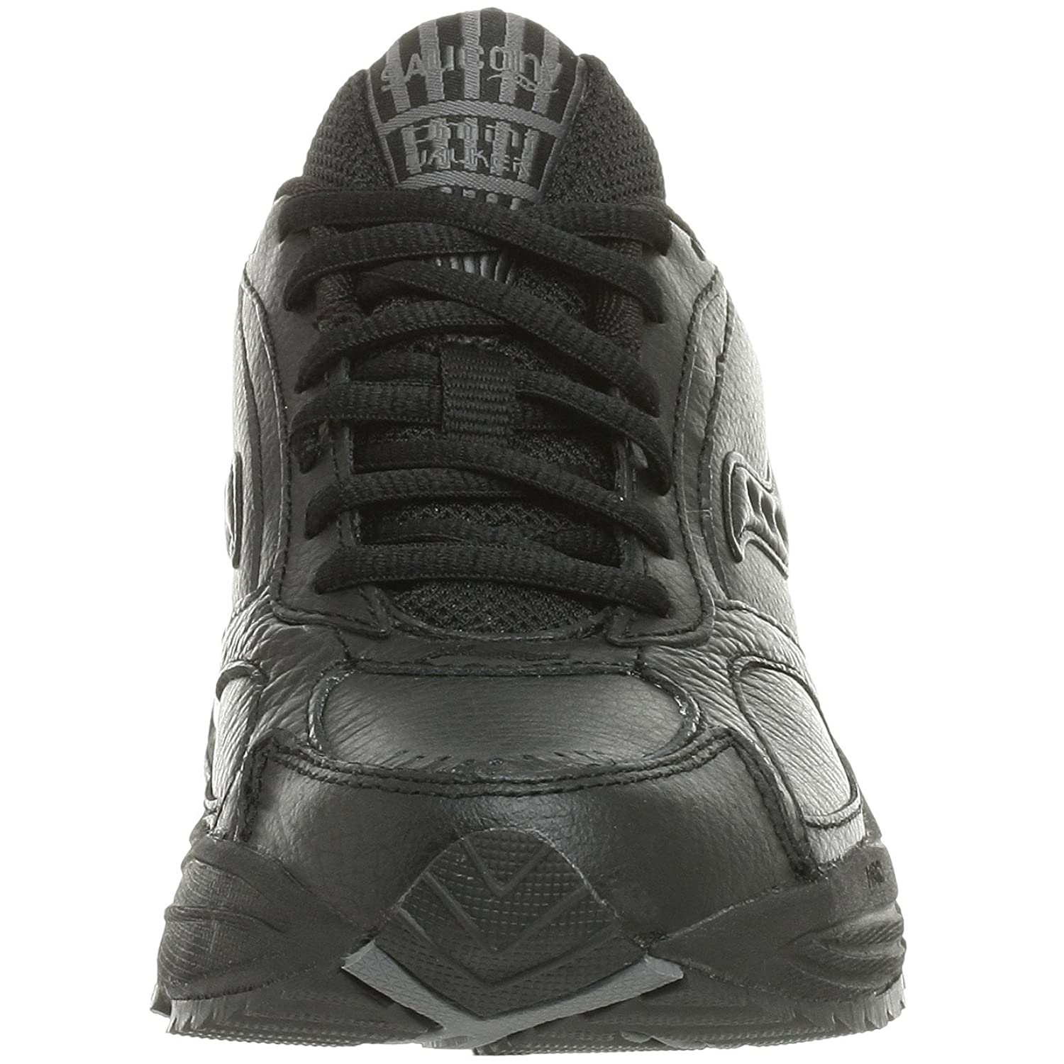 Saucony Womens Omni Walker Leather Low Top Lace Up Walking Shoes:  Amazon.co.uk: Shoes & Bags