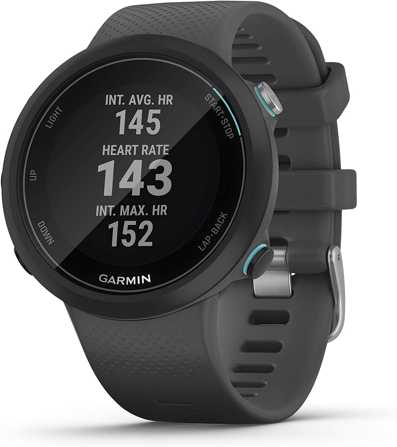 Garmin Swim 2 - Reloj inteligente, color gris