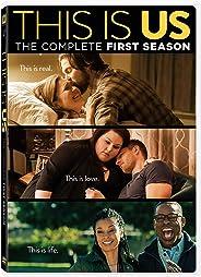 This is Us: Season 1 DVD Box Set