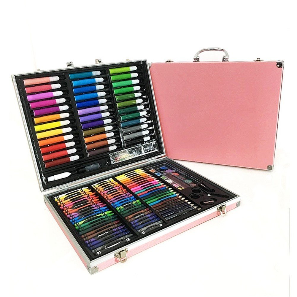 Ertong - Juego de lápices de colores para pintar y pintar en jardín, diseño de graffiti, pintado a mano