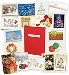The Gallery Collection Christmas Cards.Amazon Com The Gallery Collection