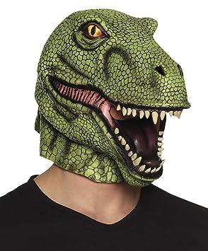 Boland 00156 Máscara de látex, T-Rex, One size