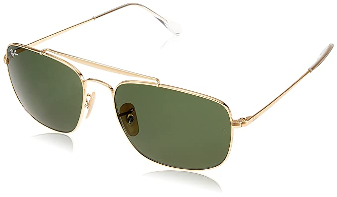 Ray-Ban Junior 0rb3560 001 58 Gafas de Sol, Gold, 57 para ...