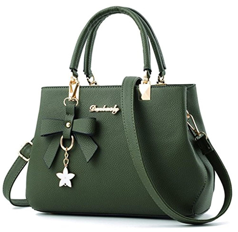 8274d5ff7f 2018 Womens Handbag Tote Shoulder Purse Leather Crossbody Bag