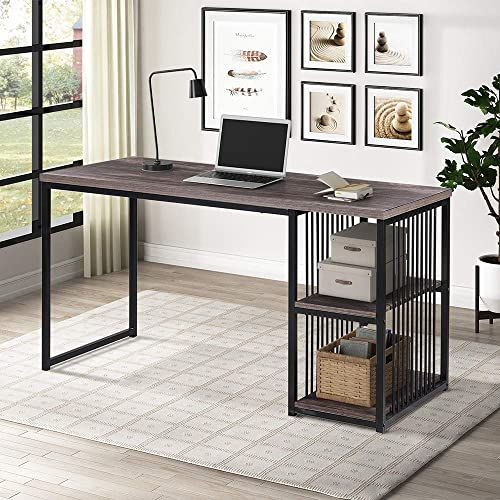 DEPOINTER Home Office Computer Desk 55 Inch
