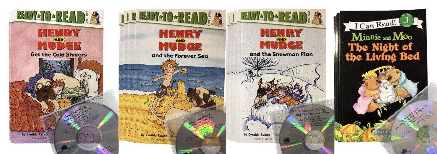 Childcraft Leveled Read Along Chapter Books Set, 2.0 to 2.5 Reading Level