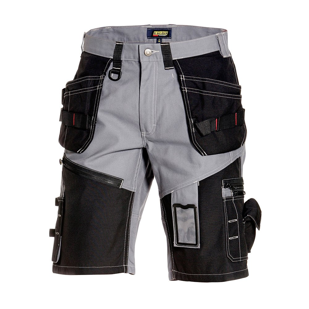 Bläkläder Bermuda Extreme grau/schwarz Größe 050