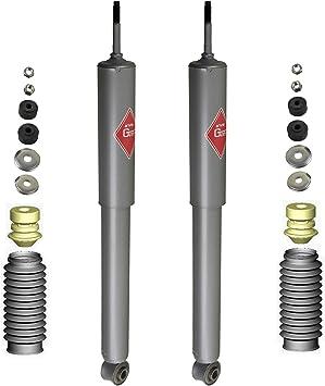 KYB Excel-G Front /& Rear Suspension Shock Absorbers Kit for Volkswagen Beetle Karmann Ghia