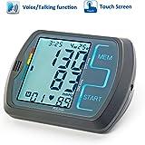 ObboMed MM-4750 Monitor de presión arterial digital de parte superior del brazo con función de…