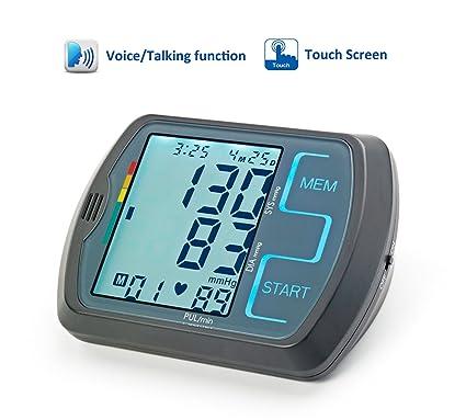 ObboMed MM-4750 Monitor de presión arterial digital de parte superior del brazo con función