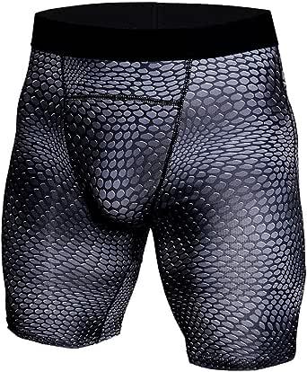 AMSKY ❤Men's Board Shorts,Classic Fit Swimwear Beach Elastic Surfing Swim Bodybuilding Workout Trunks Board Shorts (XL, Black)