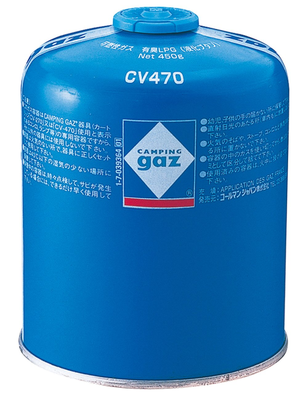 Coleman M39557 Cartucho camping gaz cv-470