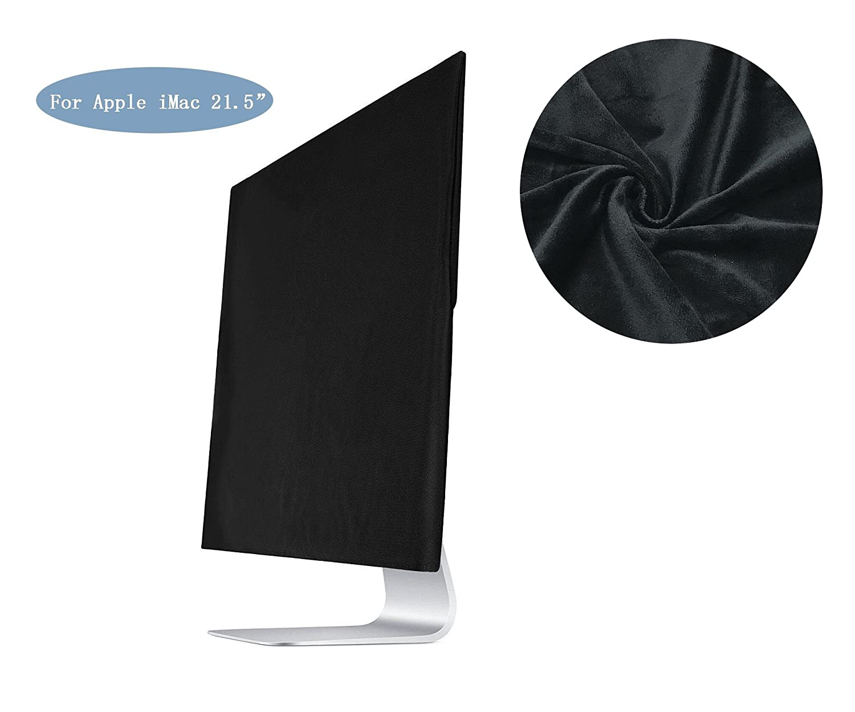 Wommty Wasserdicht Bildschirmabdeckung Staubabdeckungen Staub Bezü ge Displayschutzfolie Hü lse mit Innen Weicher Samt Futter fü r Apple Mac 27 Zoll Monitor (27 Zoll) Wommty EU iMac