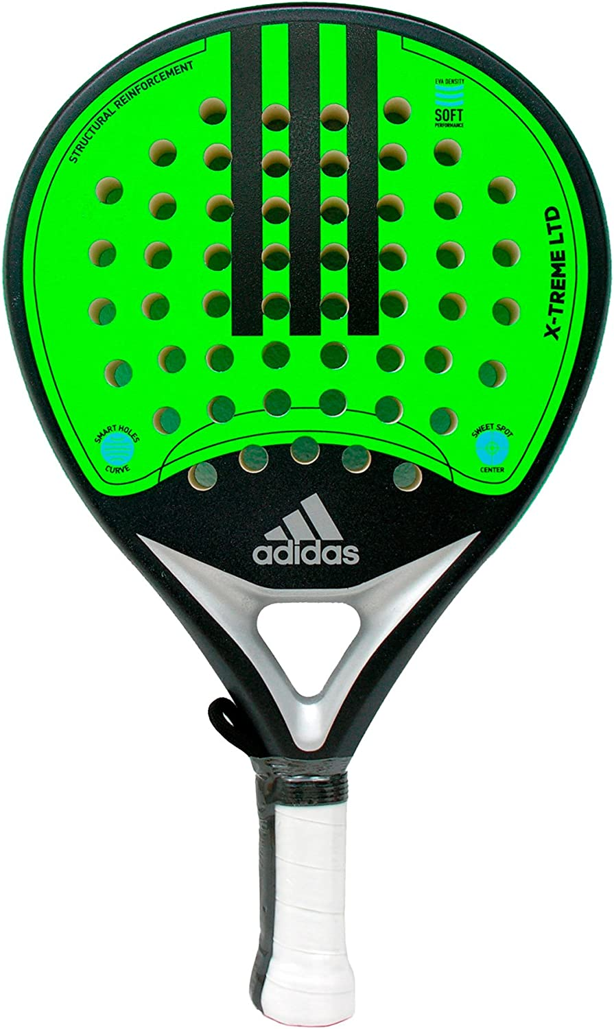 Pala Adidas X-Treme LTD Green: Amazon.es: Deportes y aire libre