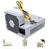 ARLBA New 240W Power Supply 503375-001 613762-001 Compatible for HP Elite 8300 8000 8100 8200 SFF Pro 6000 6005 6200…