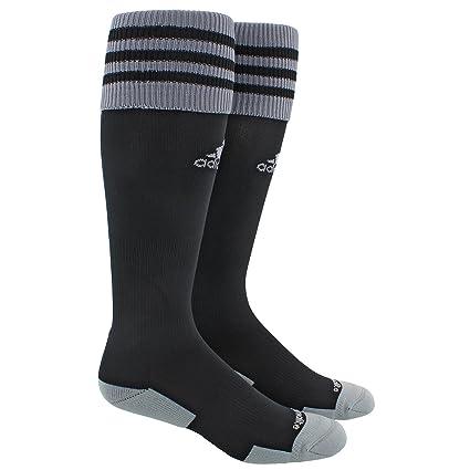 073a9e424 Amazon.com : adidas Copa Zone Cushion Ii Soccer Socks, Black/Grey, Small :  Sports & Outdoors