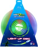 Toysmith Nightzone Light Up Disc
