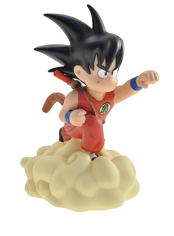 Plastoy 80022 - Hucha Dragon Ball Z (80022) - Fig-hucha goku (21cm) dragon ball Dragonball Z