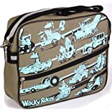 Wacky Races Characters Sports Bag - Cool Retro Kids TV Design