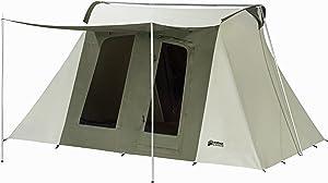 The best 4 season tent Kodiak Canvas Flex-Bow Deluxe 8-Person Tent