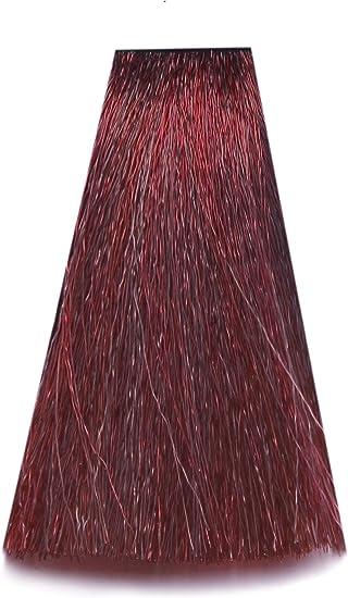 Arual Tinte Nº 6.67 Rubio Oscuro Rojo Violeta 1 Unidad 80 g