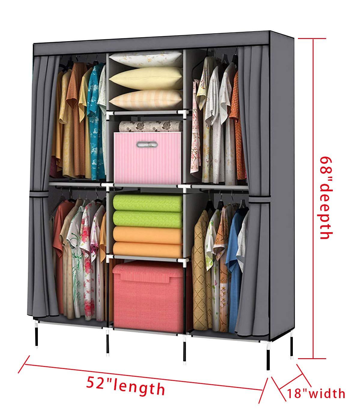 Closet Portable Closet Organizer Portable Closets