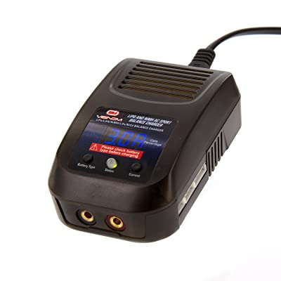 Venom Racing 0688 Sport 20W AC 3A Lipo, LiHV, Life, NiMH & NiCd RC Battery Balance Charger: Toys & Games