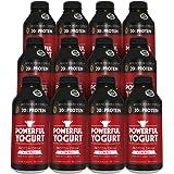 Powerful Yogurt Protein Drink, Greek Yogurt Mocha Double Espresso, 12 Count