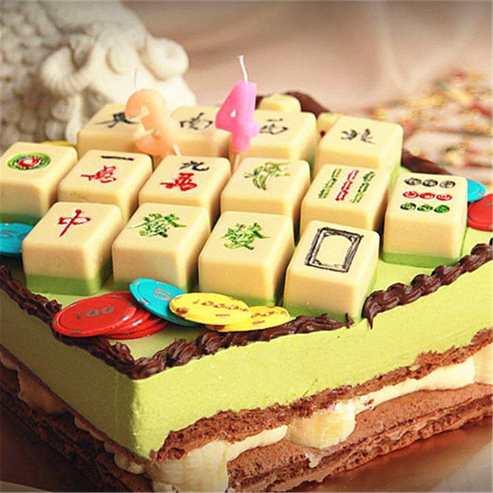 Amazon Yunko The Intact Chinese Mahjong 11 Chocolate Ice Cube