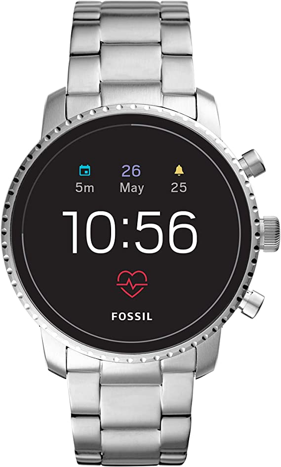 Amazon.com: Fossil - Reloj de pantalla táctil, Smartwatch de ...
