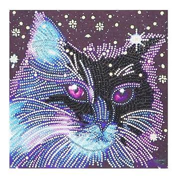 20x20 Mushroom Swing TINMI ARTS 5D Diamond Painting Full Square Kits for Adults DIY Mosaic Cross Stitch Pattern Handmade Embroidery Kits Wall D/écor