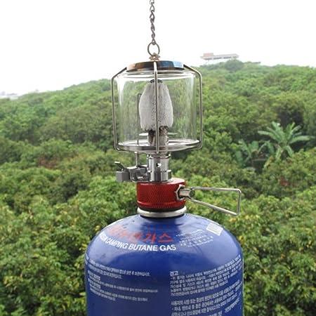 MagiDeal Conjunto de 3 Universal Camping Gas Lamp Farol de Repuesto Camisas para hornillo de Gas: Amazon.es: Deportes y aire libre