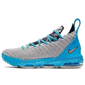 Nike Lebron XVI (Kids): Amazon.es: Zapatos y complementos