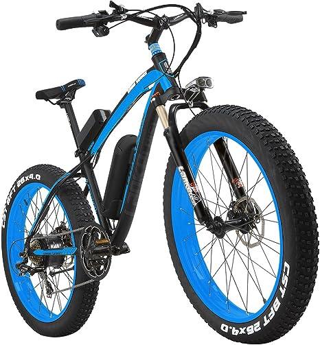 lanke Leisi xf4000 1000 W grasa Neumáticos de Bicicleta E-Bike ...