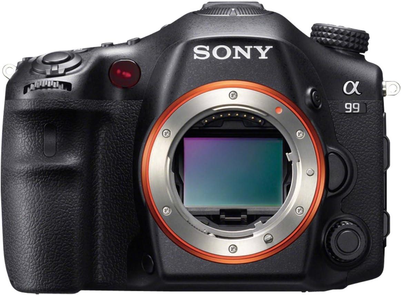 Sony SLT-A99V - Cámara con lentes intercambiables (24.3 MP, vídeo ...