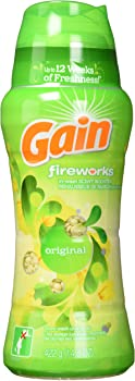3-Pack Gain Fireworks in-Wash Scent Booster Beads, Original,14.8 Ounce