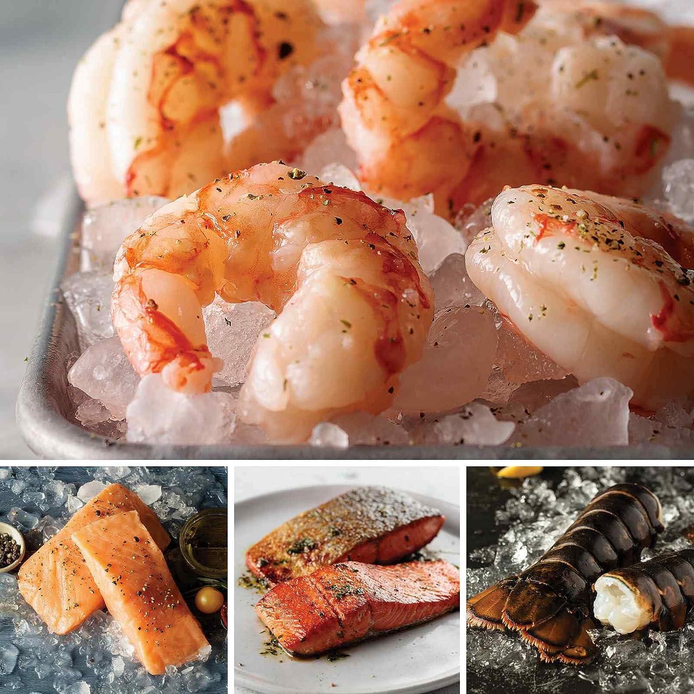 Premier Seafood Gift Sampler from Omaha ...