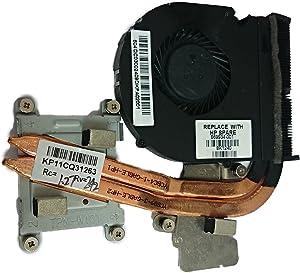 CPU Cooling Fan With Heatsink 669934-001 for HP Pavilion DM4-3000 DM4-3100 DM4-3024TX DM4-3025TX DM4-3013CL DM4-3007XX DM4-3050US