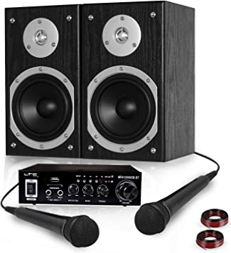 TCL Pack Karaoke Altavoces 5