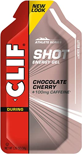 Clif Shot Choc Cherry Turbo-24