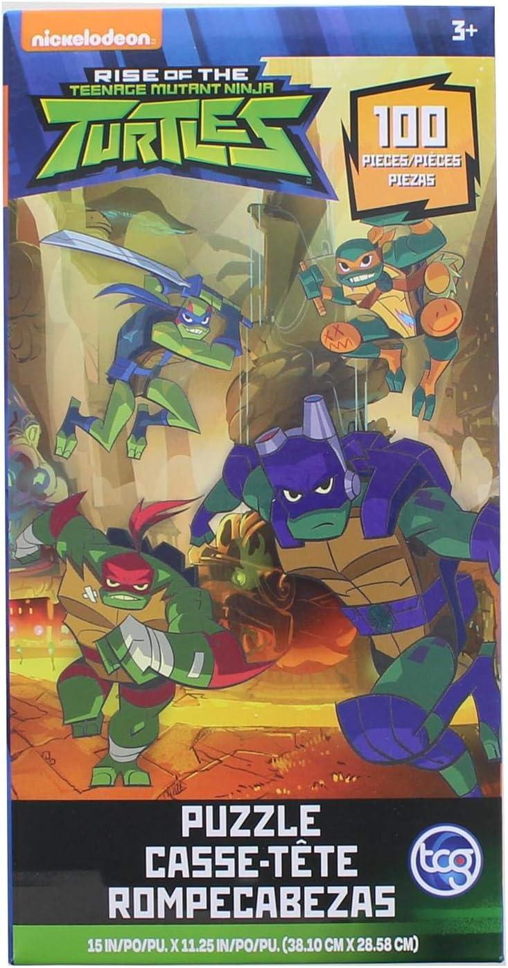 Teenage Mutant Ninja Turtles 100 Piece Jigsaw Puzzle