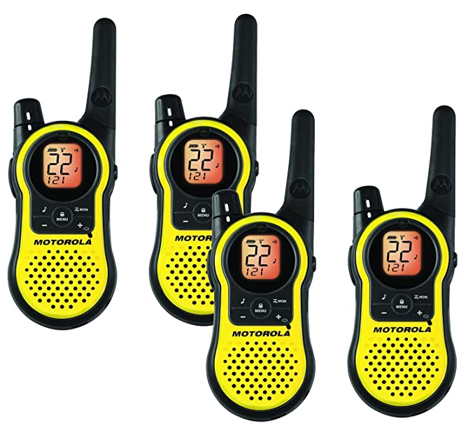 amazon com motorola mh230r rechargeable two way radio 4 pack cell rh amazon com Motorola MH230R Two-Way Radio MH230R Review