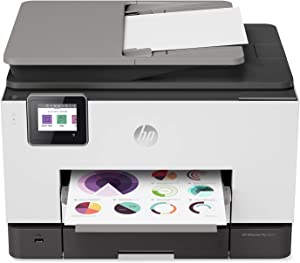 HP Officejet Pro 9020, HP Instant Ink or Amazon Dash replenishment ready (1Mr78A)