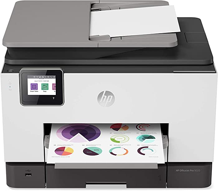 The Best Hp Printer6525