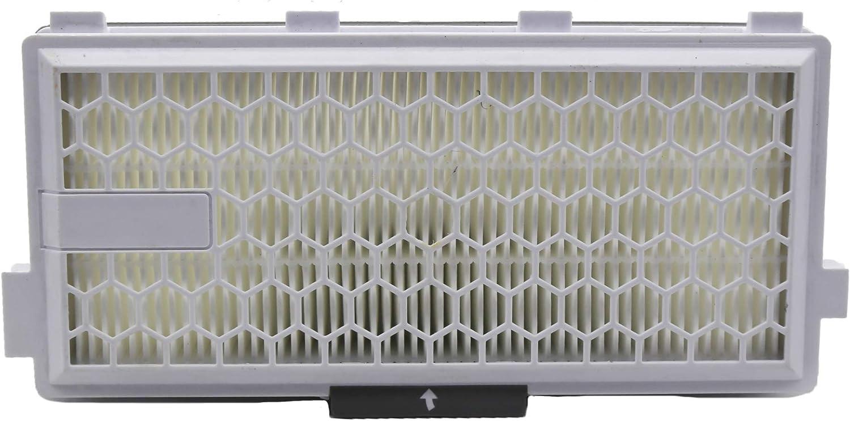 Green Label Filtro Activo HEPA de Repuesto AirClean para Aspiradoras Miele. Comparable con SF-HA 50